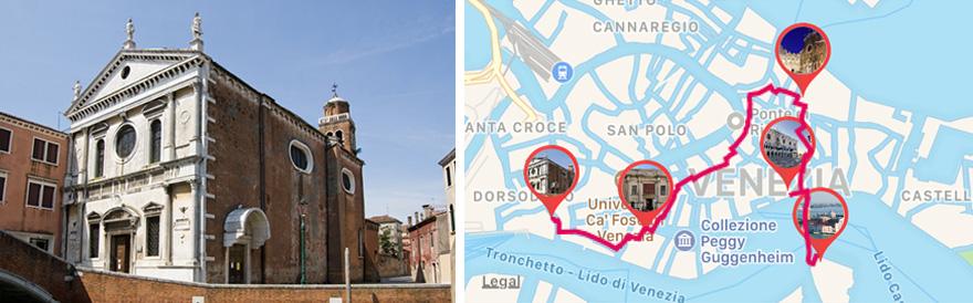 Chiesa di San Sebastiano a Venezia - ARTin app