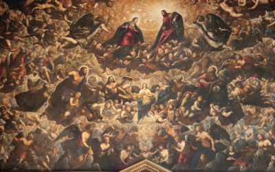 The Paradise by Tintoretto
