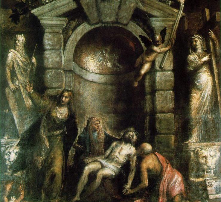 The Pietà by Titian