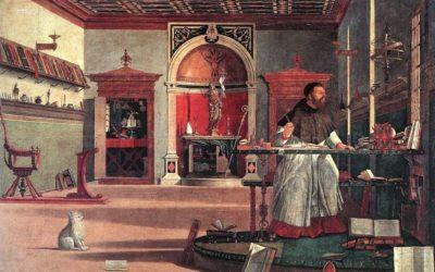 St. Augustine's Vision – Scuola di San Giorgio degli Schiavoni