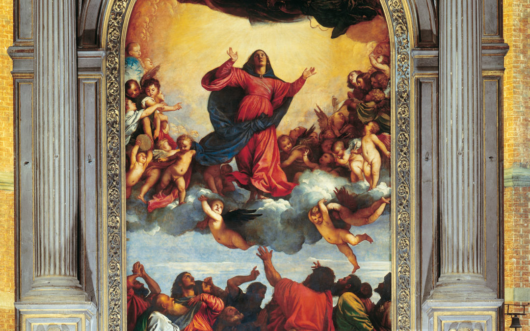 The Altarpiece of the Assumption