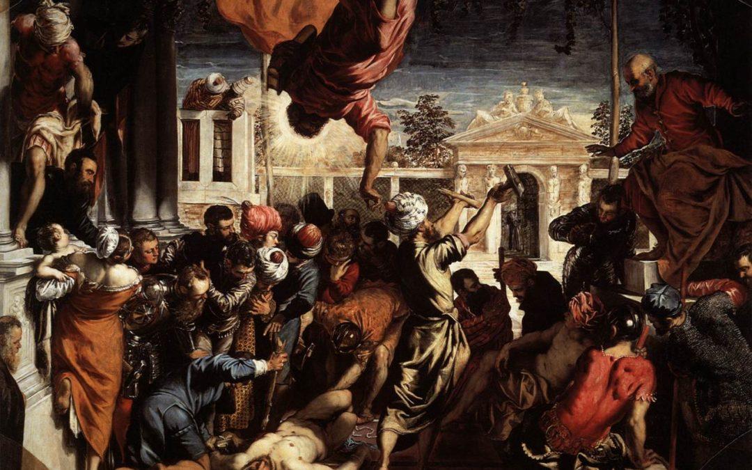 Tintoretto e la Scuola di San Marco