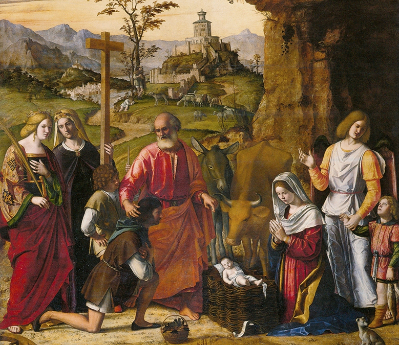 Nativity by Cima da Conegliano