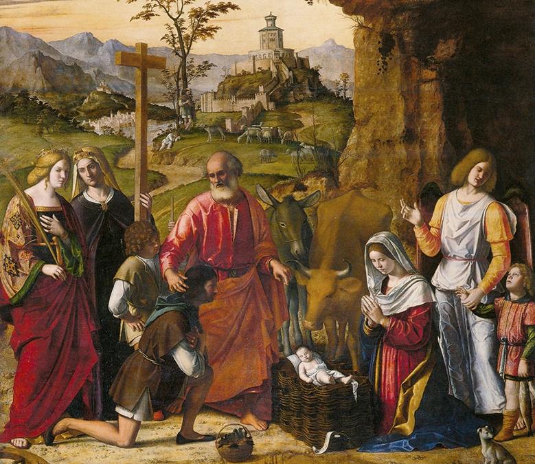 Nativity by Cima da Conegliano